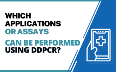 Which applications or assays can be performed using ddPCR?
